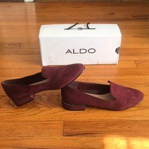 ALDO Women's Flats/ Size: 8.5/ Color: Bordeaux